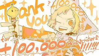 【2019/10/19】登録者数10万人突破記念!!!お絵かき!!!!!!【ありがとう!!!!】