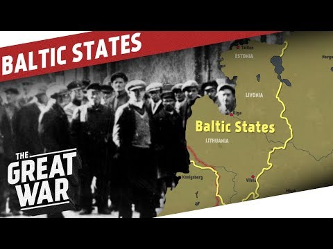 The Baltic States in World War 1 I THE GREAT WAR SPECIAL