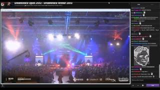 Darude - Sandstorm (Dreamhack Winter 2013)