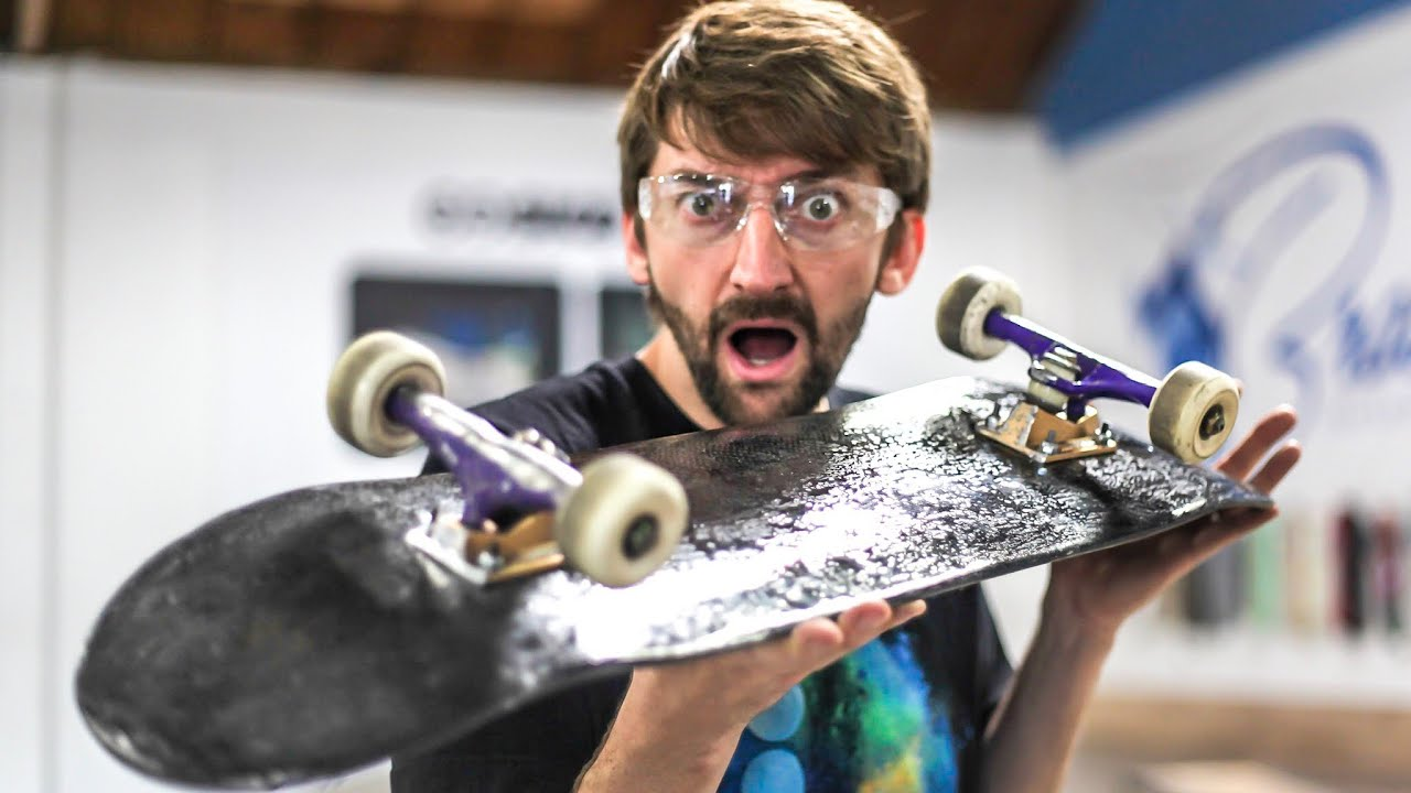 An Indestructible Skateboard?!?
