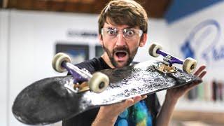 An Indestructible Skateboard?!? thumbnail