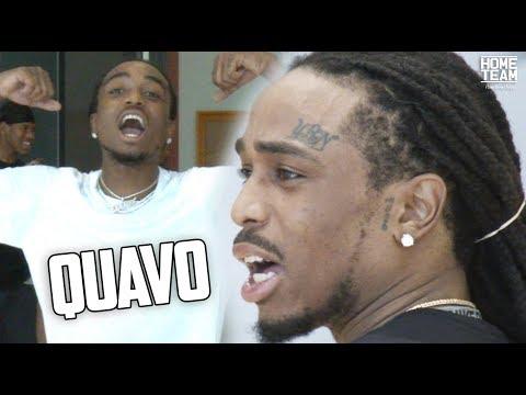 QUAVO Can HOOP! Migos Star Basketball Highlights