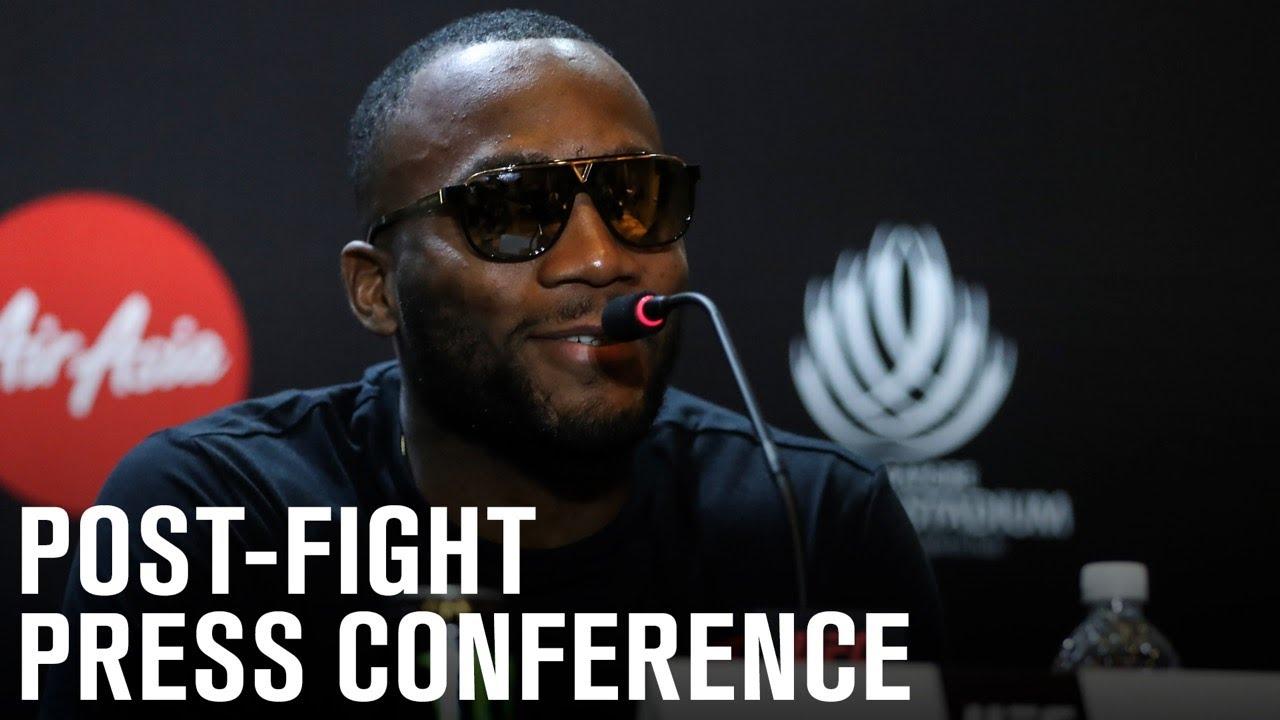UFC Vegas 21: Post-fight Press Conference