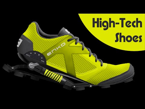 Top 5 High Tech Shoes