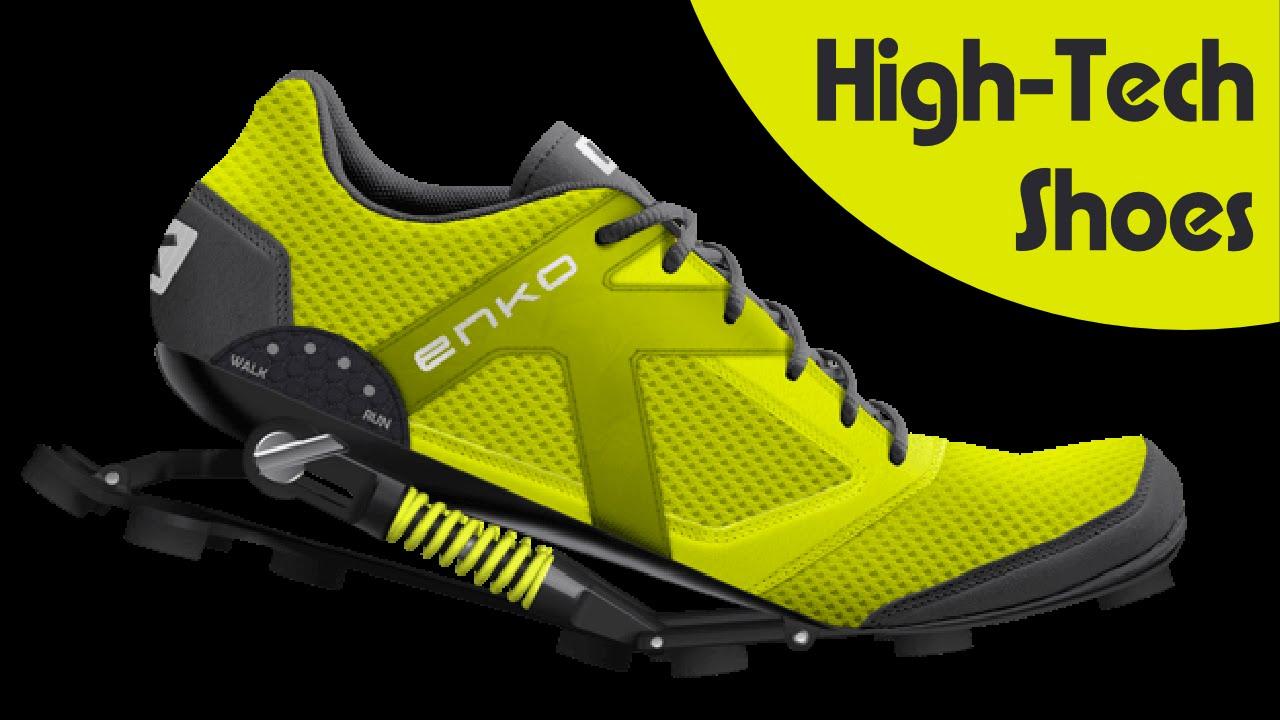 Top 5 High Tech Shoes