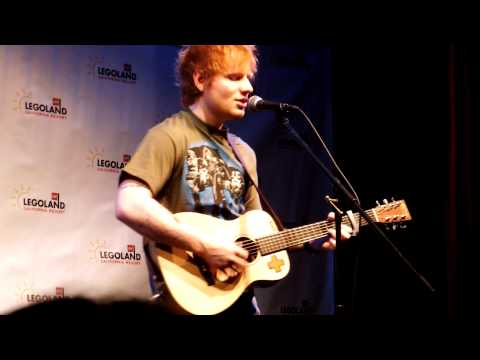 Little Bird- Ed Sheeran at Legoland
