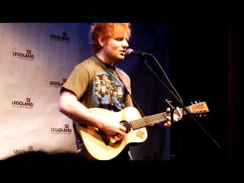 Little Bird- Ed Sheeran at Legoland