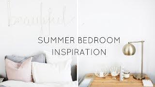 |SUMMER BEDROOM IDEA|