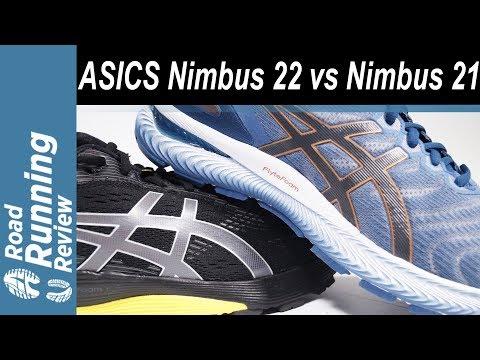 ASICS Gel Nimbus 22 vs Nimbus 21 | ¡Cómo hemos cambiado!