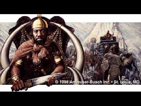 Hannibal Barca (African Warrior)