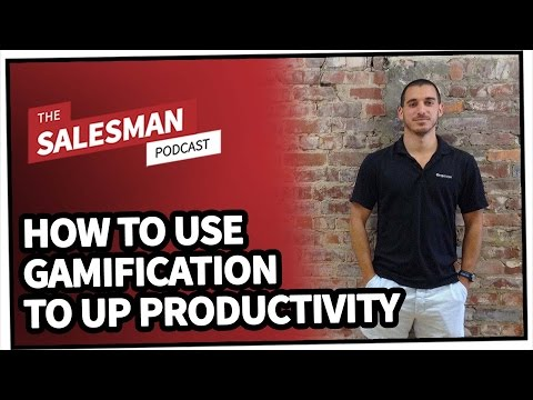Salesforce Gamification To Increase Your Sales Productivity With Travis Truett