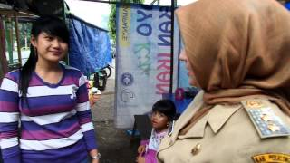 VIDEO Wakil Bupati Pekalongan Fadia Arafiq Temui Yesi Penjual Mi Ayam