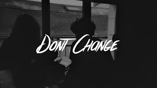 Why Dont We - Don't Change (Lyrics)