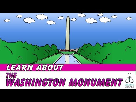 The Washington Monument for Kids - Short History Lesson