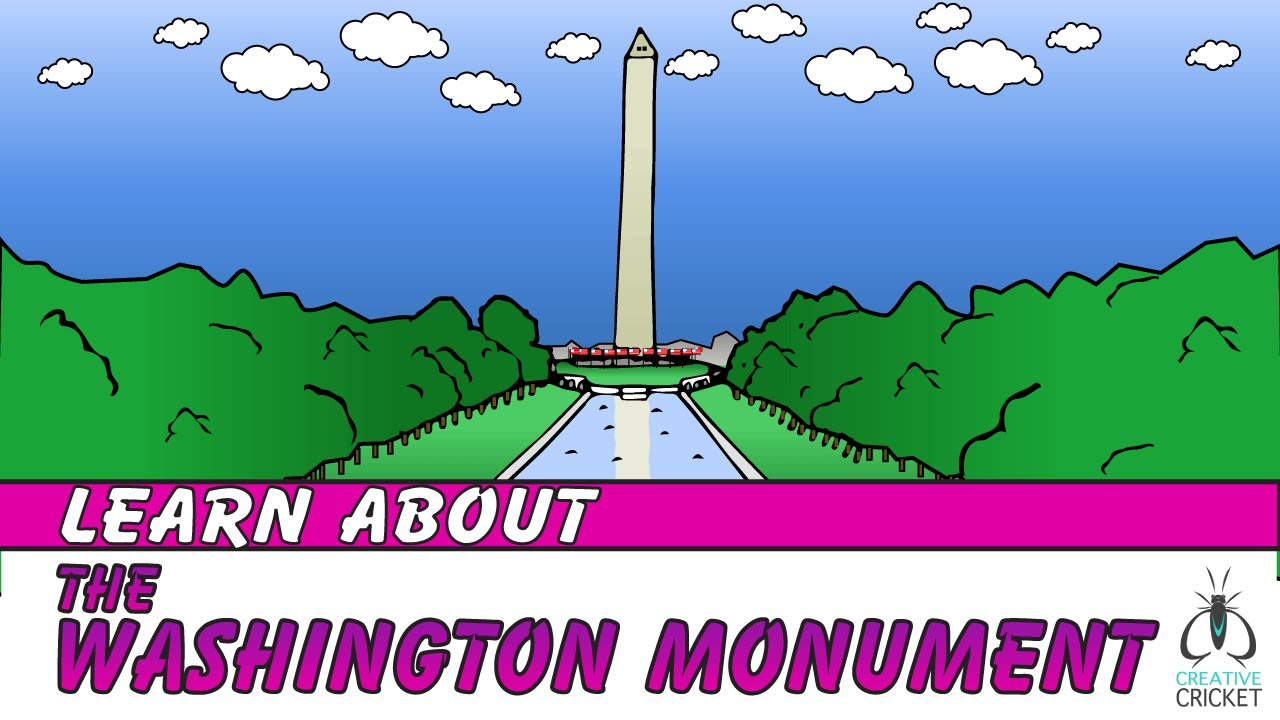 The washington monument for kids short history lesson for Facts about the monument