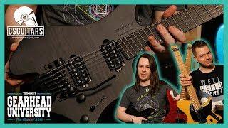 Strandberg Guitars ft. Vladimir of Catpick Studios | #TGU18