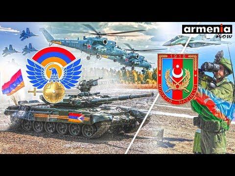 Армения и Азербайджан:  На грани войны