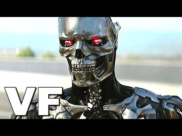 TERMINATOR 6 Bande Annonce VF (2019) Arnold Schwarzenegger, Dark Fate