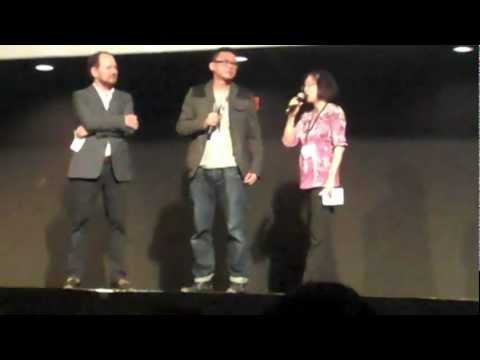MOTORWAY : 2012 TIFF Film Intro W/ Director Soi Cheang 9/12/12