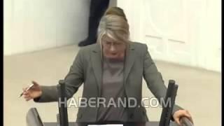 Emine Ulker Tarhan Meclis Konusmasi  22 Ocak 2014