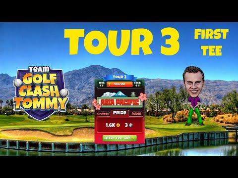 Golf Clash tips, Hole 1 - Par 3, Sakura Hills - Asia Pacific, Tour 3 - GUIDE/TUTORIAL