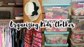 ORGANIZING KIDS