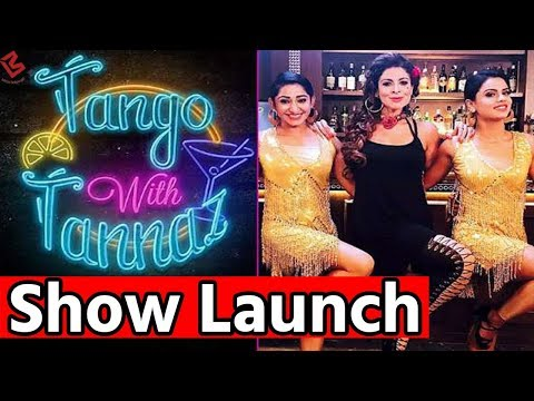 Tango With Tannaz | Show Launch | Comedy Chat Show