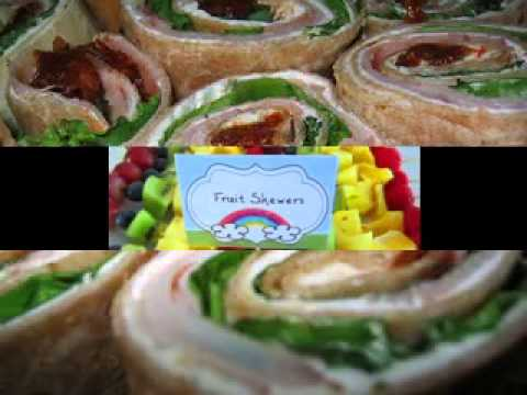 Easy Finger Food Ideas For Baby Shower