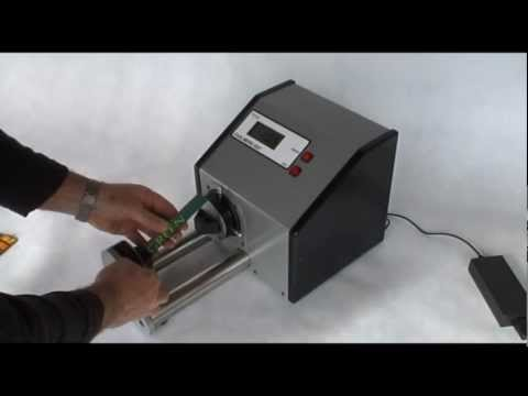Chalmers DST (Dynamic Stiffness Tester) - Corrugated Board Quality And Lightweighting