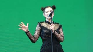 Lorde - Green Light – Outside Lands 2017, Live in San Francisco