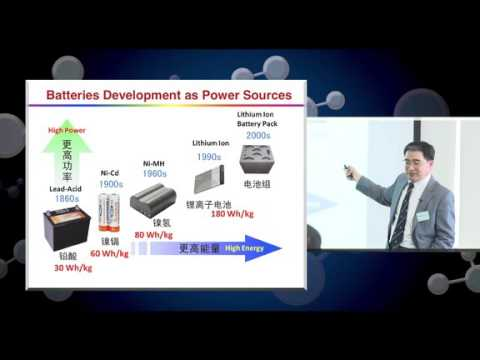 LITHIUM ION BATTERIES HISTORY,PRESENT AND FUTURE - Guohua CHEN