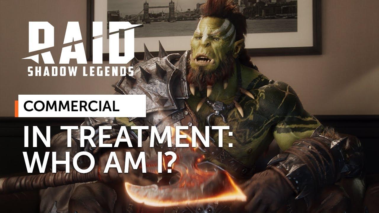 Bilderesultater for raid shadow legends ad