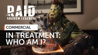 RAID: Shadow Legends | In Treatment | Galek - Who am I? (Official Commercial)