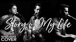 Story of My Life - One Direction (Boyce Avenue cover) on Spotify & Apple