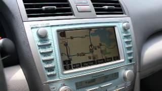 Toyota Camry Hybrid Concept 2009 Videos