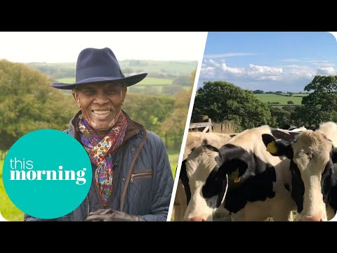 The Black Farmer Says He Gets More Racism In The City Than In Rural Parts Of Britain | This Morning