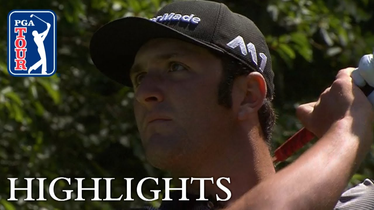 Jon Rahm extended highlights | Round 2 | Dell Technologies ...