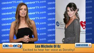 Lea Michele in
