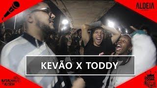 Toddy x Kevão  | COPA PAULISTA DE FREESTYLE | 98ª Batalha da Aldeia | Barueri | SP
