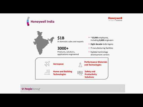DESIGN THINKING IN RECRUITMENT : THE HONEYWELL STORY