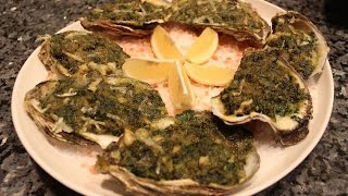 Oyster Rockefeller Recipe - OrsaraRecipes