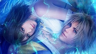 Final Fantasy X HD Remaster – The Movie / All Cutscenes + Boss Fights 【1080p HD】