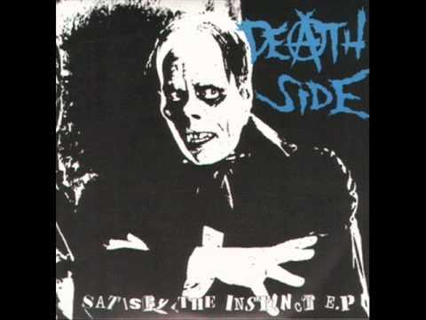 DEATH SIDE - Satisfy The Instinct [FULL EP]