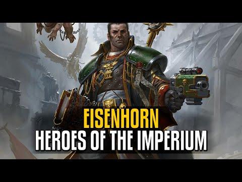 Heroes Of The Imperium: #2 Gregor Eisenhorn