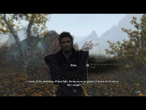 Skyrim Romance 3 1 Part 11 Are you ready to be a father