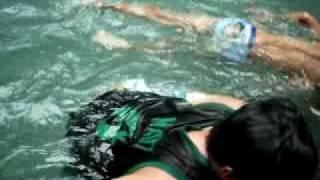 kinahugan falls cabunga-an jagna bohol