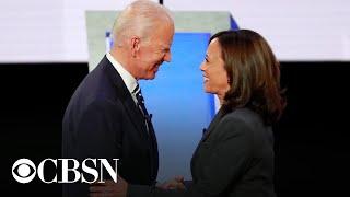 Watch live: Joe Biden, Kamala Harris hold campaign event in Delaware