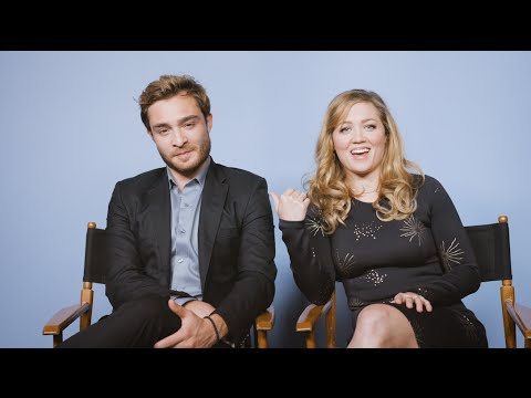 Wicked City's Ed Westwick & Erika Christensen Talk Sunset Strip