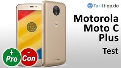 Motorola Moto C Plus | Test deutsch