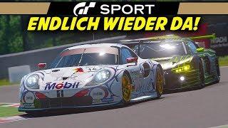 WIEDER DA! | Gran Turismo Sport | Porsche 911 RSR @ Suzuka Circuit | Let's Play GT Sport